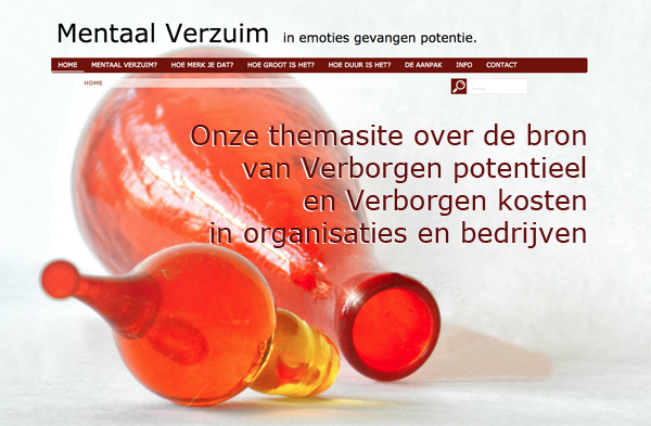 Themasite over Mentaal Verzuim